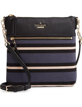 Jackson Street – Melisse Fabric Crossbody Bag by Kate Spade New York