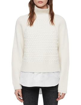 Jones Cable Sweater by Allsaints