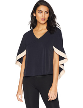 Color Block Circle Top by Bcbgmaxazria