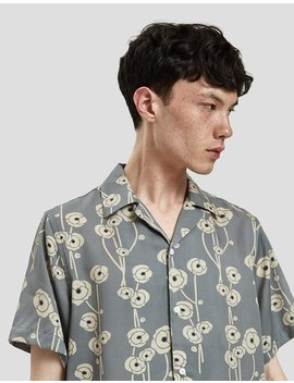 Canty Poppy S/S Shirt by Saturdays Nyc