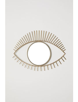Augenförmiger Spiegel by H&M