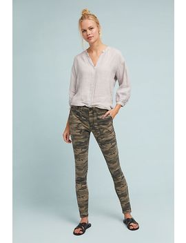 The Fast Track Camo Chino Pants by Sanctuary