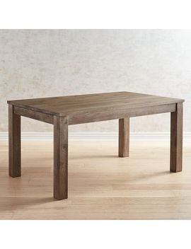 "Truffle Gray 60"" Dining Table by Parsons Collection"