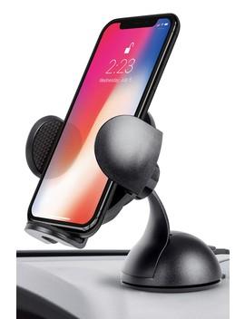 Black Windshield/Dashboard Smartphone Mount by Merkury Innovations