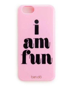 I Am Fun I Phone 6 & 6s Case by Ban.Do