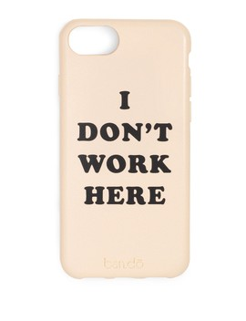I Don't Work Here I Phone 6 & 6s Case by Ban.Do
