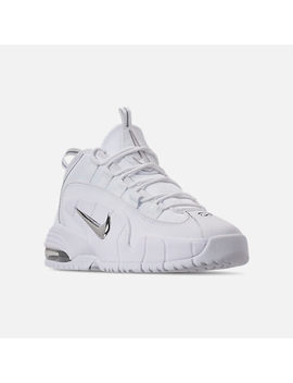 Men's Nike Air Max Penny Basketball Shoes by Nike