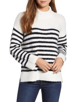 Charlie Stripe Sweater by Lou & Grey