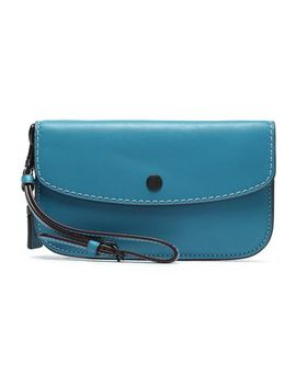 Leather Pouch by Coach