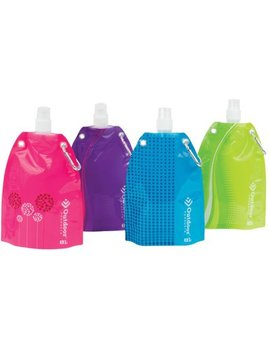 Outdoor Products 1.0 L Foldable Water Bottle, Assorted Colors by Outdoor Products