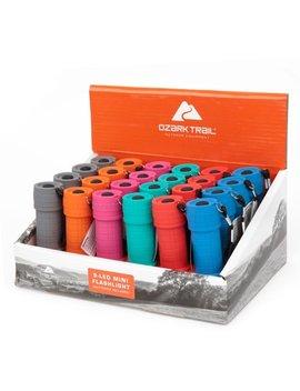 Ozark Trail Mini Flashlight In Assorted Colors by Ozark Trail