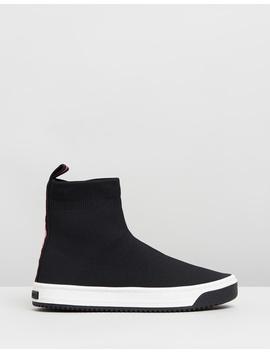 Dart Sock Sneakers by Marc Jacobs