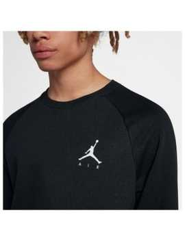 Jordan Jumpman Air Fleece Crew   Men's by Jordan