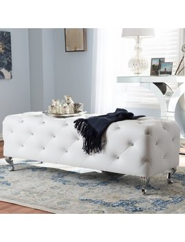 Wholesale Interiors Stella Bench & Reviews by Wholesale Interiors