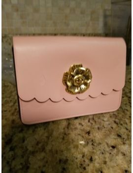 Coach Bowery Mini Crossbody With Tea Rose Turnlock 24976 Peony/Gold* Free Gift* by Coach