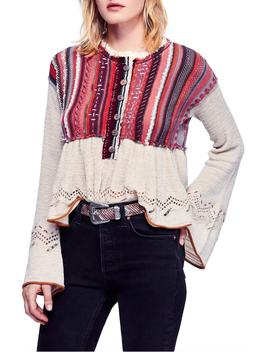 Meadow Lakes Sweater by Free People