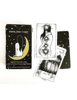 Moon Void Tarot Deck by Etsy