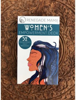 Sale! Women's Empowering Affirmation Cards By The Renegade Mama by Etsy