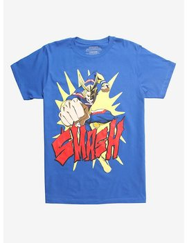 My Hero Academia United States Of Smash Tour T Shirt by Hot Topic