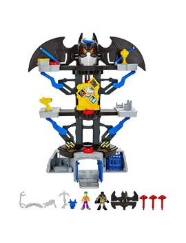Fisher Price Imaginext Dc Super Friends Transforming Batcave by Imaginext