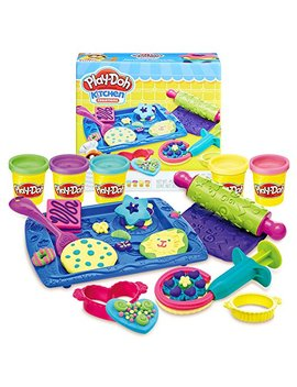 Play Doh Sweet Shoppe Cookie Creations by Play Doh