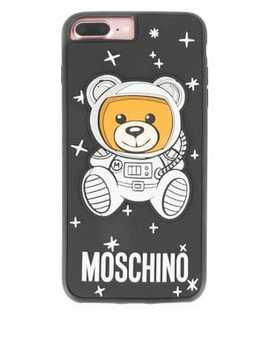 Astro Bear I Phone 8 Plus Case by Moschino