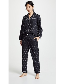 X Dlf Bishop Pajama Set by Sleepy Jones