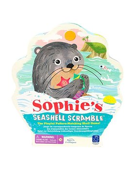 Educational Insights Sophie's Seashell Scramble Game by Educational Insights