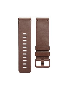 Fitbit Versa Leather Accessory Band by Kohl's