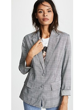 Portman Blazer by The Jetset Diaries