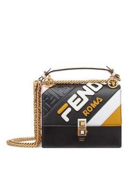 Fendi Mania Small Kan I Shoulder Bag by Fendi