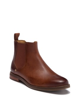 Gold Exeter Leather Chelsea Boot by Sperry