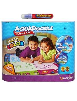 Aquadoodle   Draw N Doodle   Classic Mat With Bonus Pen And Cap by Aqua Doodle