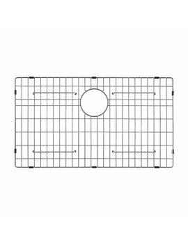 """Kbg 200 33 Kraus Stainless Steel 30"""" X 16"""" Sink Grid & Reviews by Kraus"""