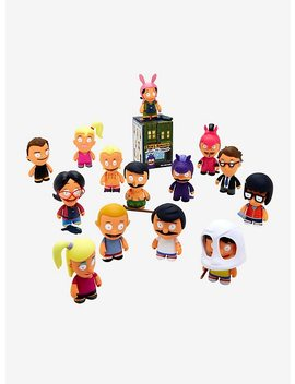 Bob's Burgers X Kidrobot Grand Re Opening Blind Box Mini Figure by Hot Topic
