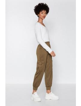 Here We Cargo Again Pants by Nasty Gal
