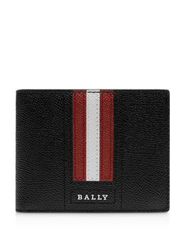 Tevye Leather Wallet by Bally