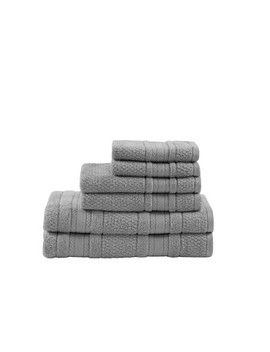 """Roman Super Soft 6 Piece Cotton Towel Set (27x52"""") by Target"""