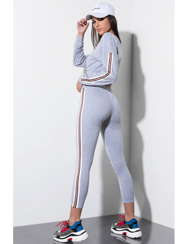 Feeling Good Fitted Track Pants by Akira