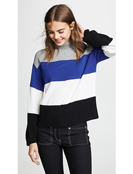 Faber Cashmere Sweater by Veronica Beard
