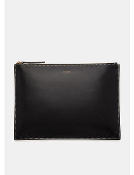 Exclusive / Palm Large Pouch by Vince