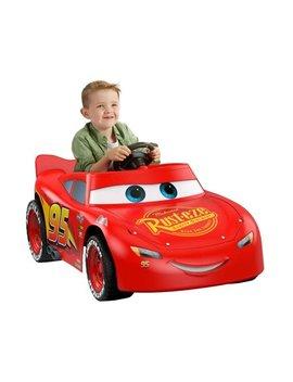 Power Wheels Disney·Pixar Cars 3 Lightning Mc Queen Ride On by Power Wheels