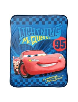 Disney Cars Ultimate Speed Plush Throw by Cars