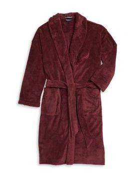 Plush Robe by Nautica