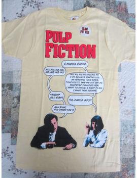 Hot Topic:  Pulp Fiction I Wanna Dance T Shirt by Bay Island