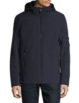 3 In 1 Soft Shell System Jacket by Calvin Klein