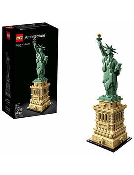 Lego Architecture Statue Of Liberty 21042 Building Kit (1685 Piece) by Lego