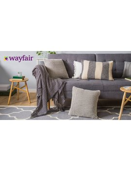 Williston Forge Cammie Ivory/Gray Area Rug by Wayfair