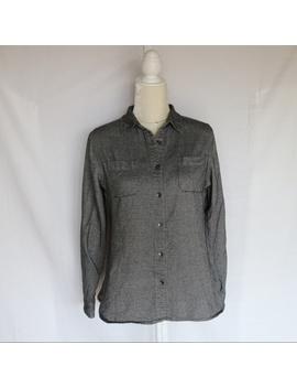 Woolrich Herringbone Flannel Button Down by Woolrich
