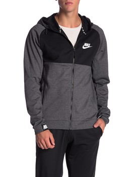 Av15 Fleece Hoodie by Nike